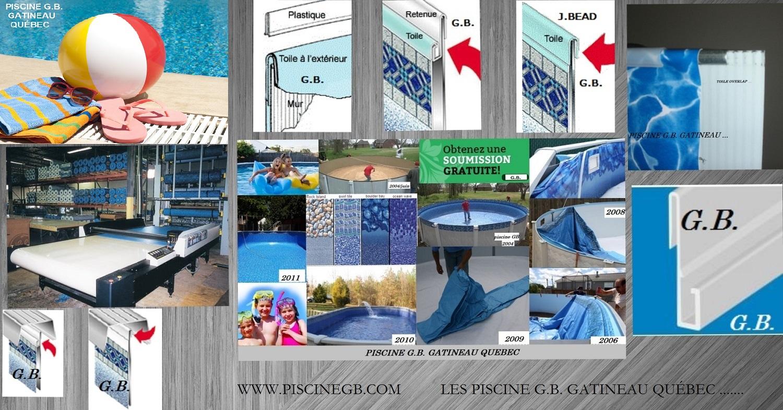 Piscine gatineau quebec outaouais 819 663 4357 for Toile hivernale pour piscine hors terre